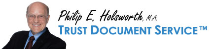 Professional Trust Document Services